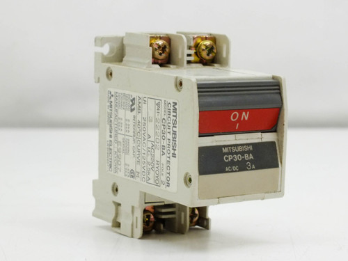 Mitsubishi 2 Pole Circuit Protector (CP30-BA)
