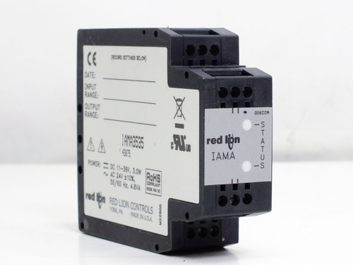 Red Lion Dip Switch (IAMA)