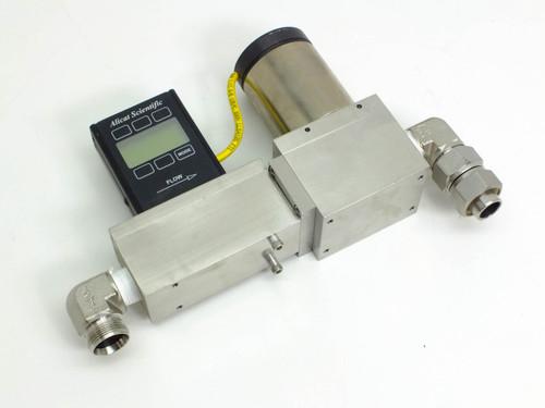 Alicat Scientific MCR-250SLPM-D/5M N2 Mass Flow Controller for vacuum