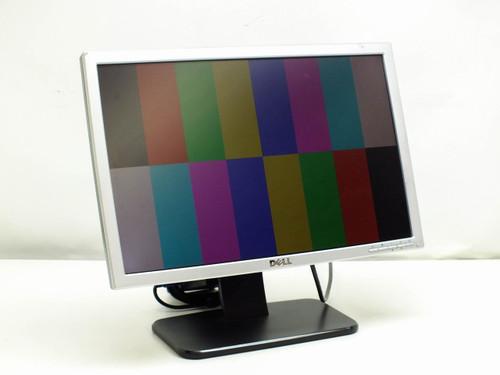 """Dell UN492 19"""" Widescreen Arctic Silver Flat Panel LCD Monitor SE198WFPv"""