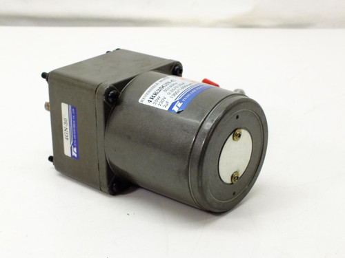 Tung Lee Electrical Reversible Motor 25W, 220V, 50/60Hz, 2uF 1300/1600rpm