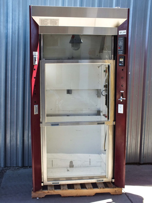 Abstraction Engineering Environmental Hood w/ Phoenix Fume Hood Monitor 4' Wide