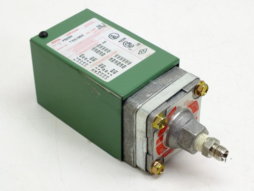 ASCO Tri Point General Purpose Pressure Switch 5A Fixed Deadband (PB20A)