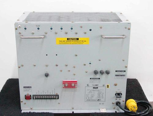 Rolm 5 - 48 Volt 80 AMP Variable Voltage Power supply 8691