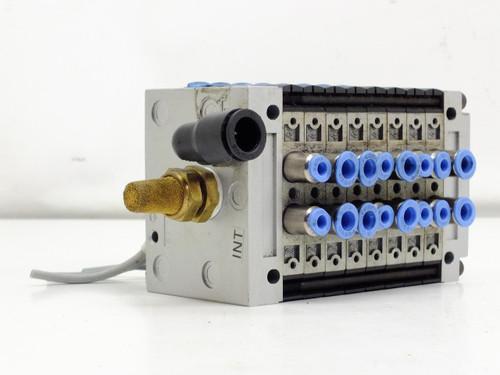Festo Manifold Solenoid Valves S402 RD02 161414 161379