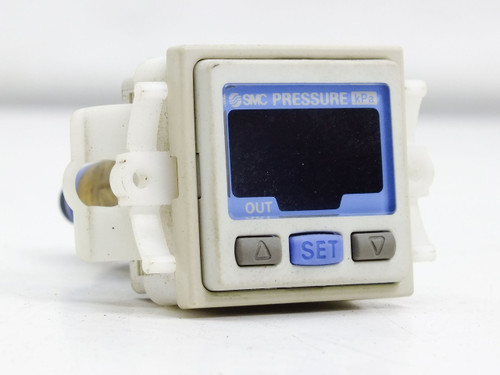 SMC 2 Color High Precision Digital Pressure Display / Switch (ZSE30-01-25)