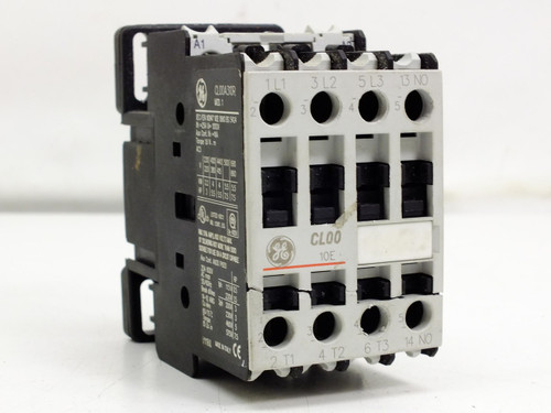 GE IEC Contactor Nonreversing with Ring Terminal Capacity (CL00A310R)