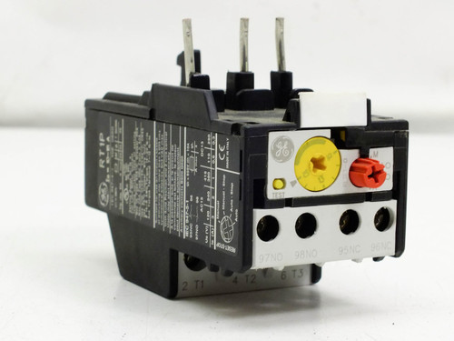GE RT1P Overload Relay Definite Purpose Control Full Voltage Contactors 10A