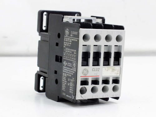 GE IEC Contactor Nonreversing with Ring Terminal Capacity (CL02A310T)