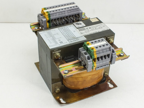Marelco EN60742 1 PH 2 KVA 60 Hz Transformer M-14395S