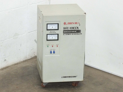 Zhen Hua SVC-10KVA 180-250V to 200 Volt AC Automatic Voltage Regulator