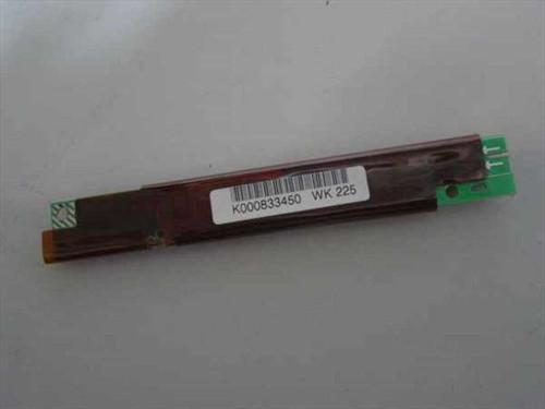 """Toshiba Satellite 1105 1100 14.1"""" LCD Inverter Board (K000833450)"""