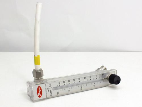 Dwyer 20-200SCFH Stainless Steel Flow Meter (RMB-SSV-54D)
