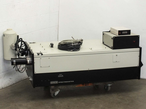 Spex Spectrometer with Monochromater Control Unit and Power Supply (1404)