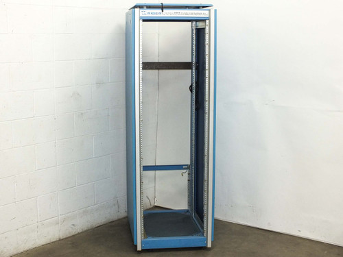 """ISA Riber 19"""" Control Cabinet Rackmount Chassis (32""""L x 24""""W x 62""""H)"""