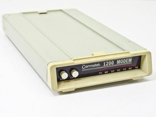 Cermetek Cermetek 1200 VFXB 14400 Zoom External Modem (1200)
