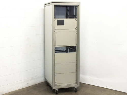 """Schroff 19"""" Control Cabinet Rackmount Chassis w/ Power Strip (60 117-002-00)"""
