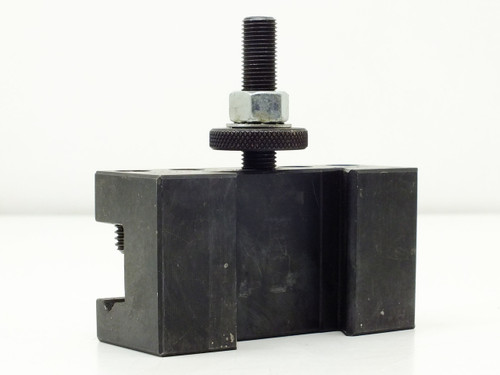 Dorian Lathe Tool Holder Turn Face Bore Square with V Groove (D30BXA-2)