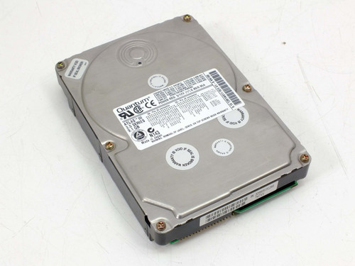 Quantum 9.1GB Atlas III 3.5 Series 68-Pin SCSI Hard Drive 7200 RPM HDD