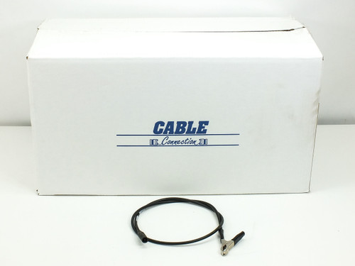 "MC3 Battery Solar Panel Connection Cable 43"" Wire Huge Box of 200 (Male)"