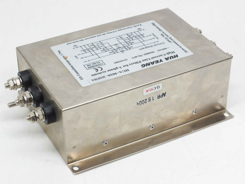 Hua Yeang Hua-9010-3610/36A High Current Line Filter for 3 Phase System