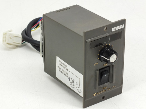Electric Co Motor Speed Control Unit (US315-02)