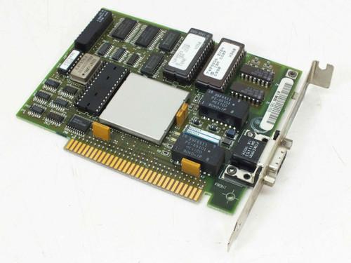 IBM 8-Bit Db9 16/4 ISA Token Ring Card K1 M93 (74F9327)