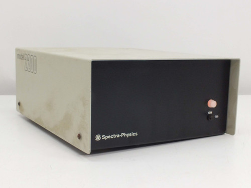 Spectra Physics 2200A Ion Laser Cavity Air Pump
