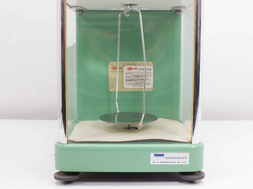 Mettler H6 160g Capacity Balance Scale - Broken Side Glass