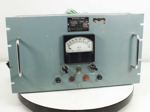Stabiline AC Voltage Regulator 2kVA EMT4102R