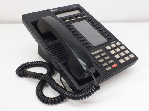 AT&T Office Phone Black 16-Line (MLX-16DP)