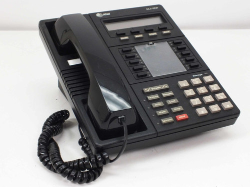 AT&T Office Phone Black 10-Line with Display (MLX-10DP)
