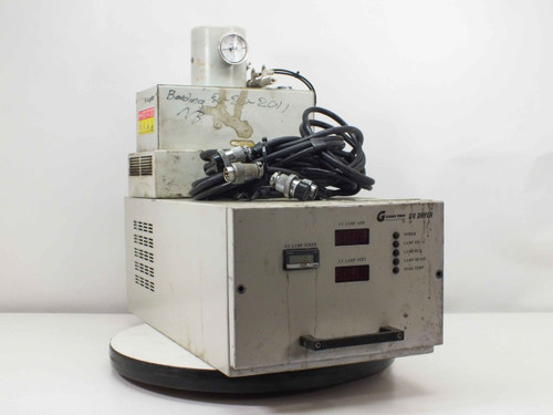 Guann Yinn UV Irradiator/Curing Unit with Power Supply 380V 6A GY181CD