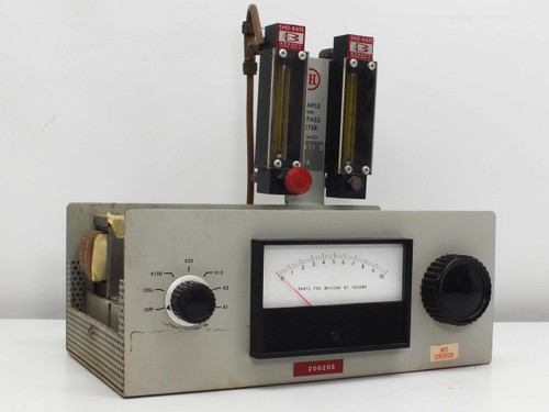 Consolidated Electrodynamics Laboratory Moisture Monitorr 26-303