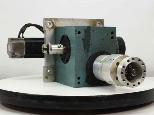 Yaskawa AC Servo Motor with 1 9 Reducer and BD-103-005-P110 SGML-04AF14