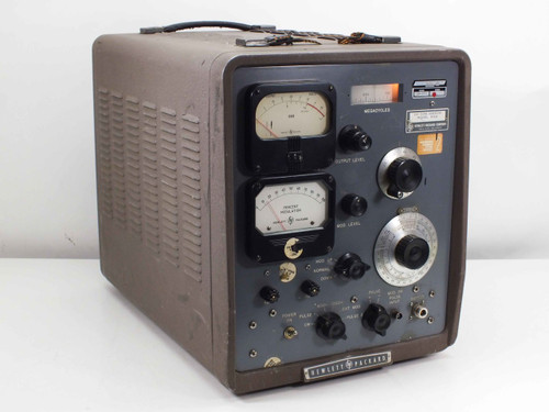 HP UHF Signal Generator (612A)