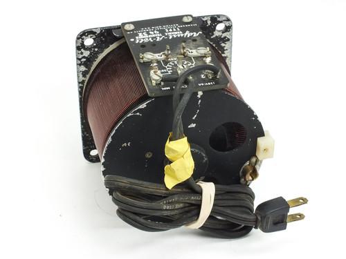 Standard Electric Adjust-A-Volt Variable Transformer 0-130V 6A 50Hz 9432