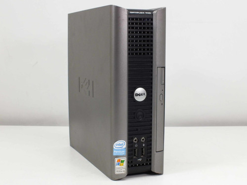 Dell Intel Pentium Dual Core 1.8GHz, 1GB RAM, 80GB HDD (Optiplex 745 USFF)
