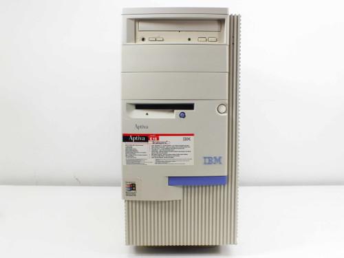 IBM 2137 Aptiva AMD K6-166MHz 2.1GB HDD 16MB RAM Desktop Computer