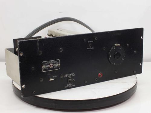 Genrad 50 Amp Servo-Type Line Voltage Regulator 115V 60 Hz 1570-AL