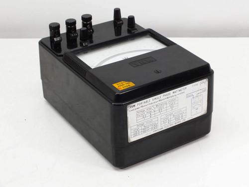 Yokogawa 2041 120-240V Portable Wattmeter