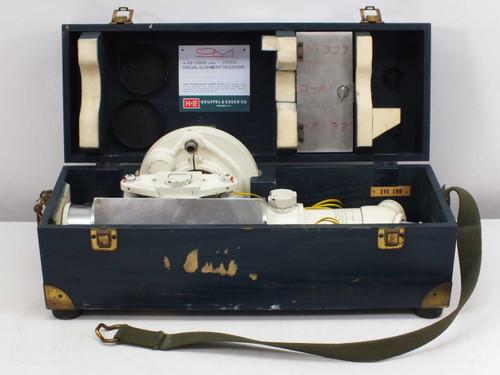 Keuffel & Esser Co.  GA-10994 Collimation Special Alignment Telescope MBAE-1430-