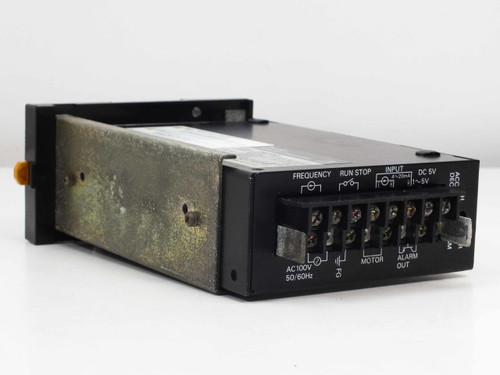 Iwaki AC100V Single Inverter with a Mount rack FE-110