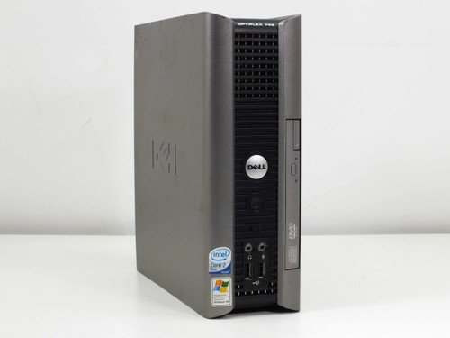 Dell Intel Core 2 DUO 2.13GHz, 1GB RAM, 80GB HDD (Optiplex 745 USFF)