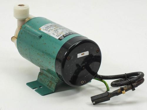 Iwaki MD-15RM-N M0384154 Magnetic Drive Pump Flouroplastic 100V 16/19 Lpm