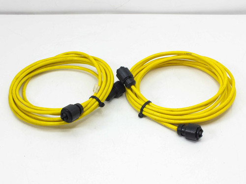 In-Situ INA-200229 Pair of 2 15' Jumper Cables with Bag 3193
