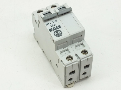 Allen-Bradley 1492CB2 H150 Series B Circuit Breaker 1492CB2 H150