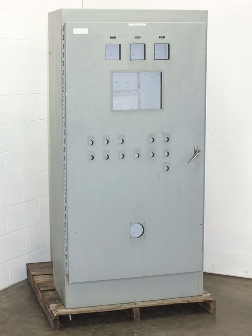 Hoffman Large Industrial Control Panel Enclosure Chassis A-723618FS