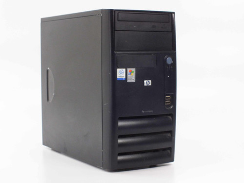 HP DR547AV Desktop Computer Intel Celeron D 2.4GHz, 1GB RAM, 40GB HDD, CD-ROM Dr