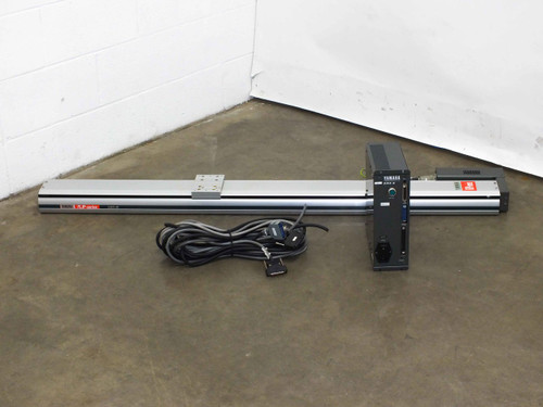 Yamaha FLIP-Series Linear Drive w/ DRC-2 Robot Motor Controller with  LS2BL-1250